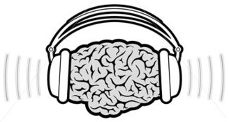 headphones brain