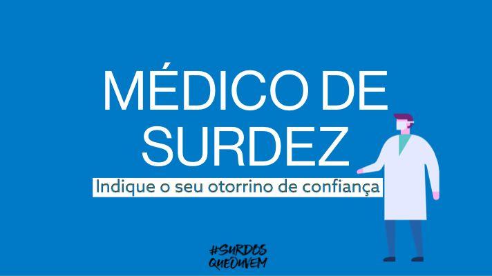 medico surdez