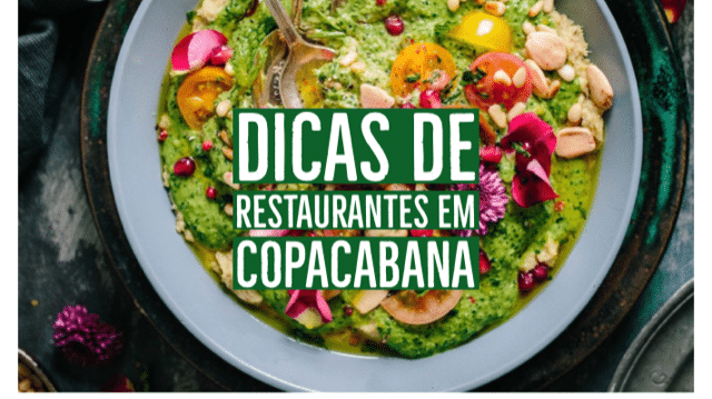 dicas restaurantes copacabana rio