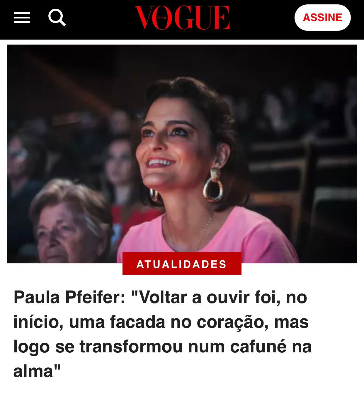 Paula Pfeifer Vogue Brasil