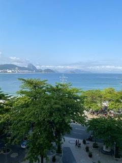 vista hotel fairmont Rio