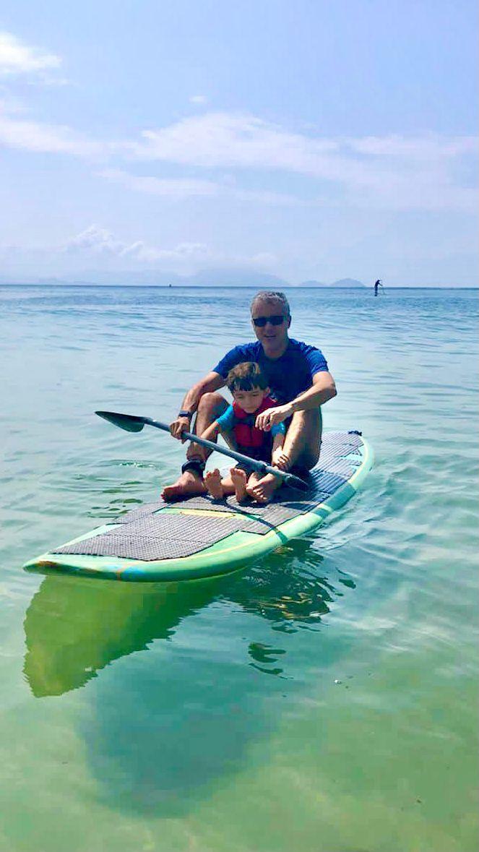 melhor stand up paddle Rio
